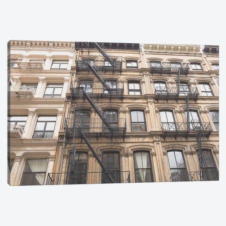 Soho NYC Canvas Print #AHD145} by Ann Hudec Canvas Artwork