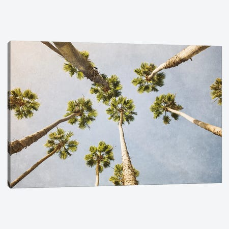 Summer In L.A. I Canvas Print #AHD152} by Ann Hudec Canvas Artwork