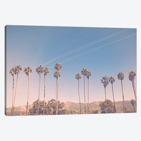 Summer In L.A. II Canvas Print #AHD153} by Ann Hudec Canvas Artwork