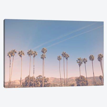 Summer In L.A. II Canvas Print #AHD153} by Ann Hudec Canvas Artwork