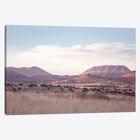 Sunset Over Marfa Canvas Print #AHD157} by Ann Hudec Canvas Art Print