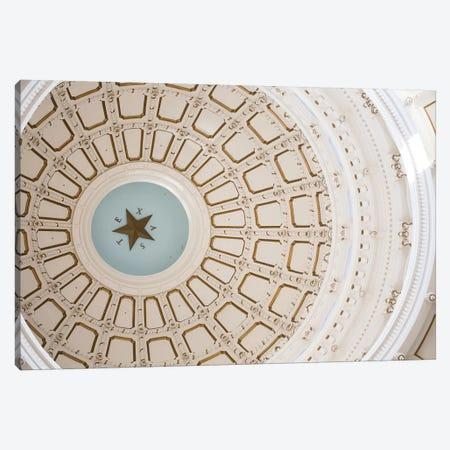 Texas State Capitol II Canvas Print #AHD164} by Ann Hudec Canvas Artwork