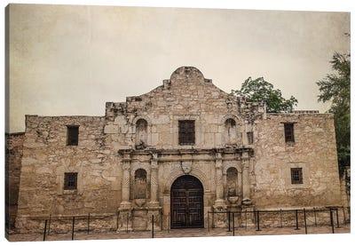 The Alamo Canvas Art Print
