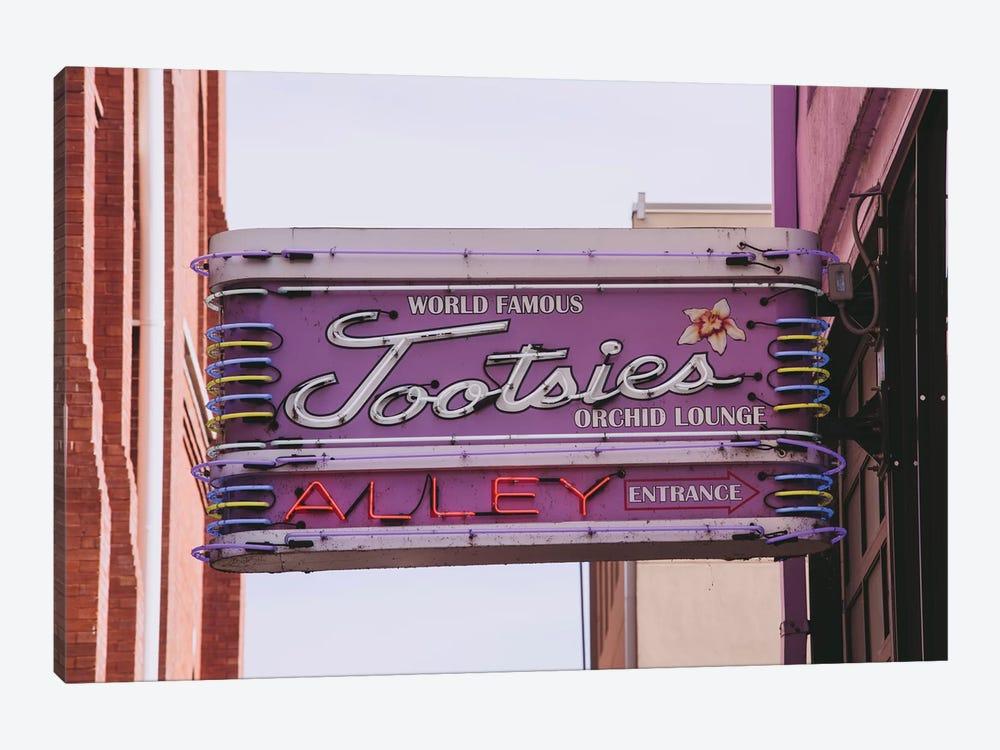Tootsie'S Nashville by Ann Hudec 1-piece Canvas Artwork