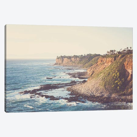 California Golden Hour Canvas Print #AHD17} by Ann Hudec Canvas Wall Art