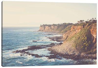 California Golden Hour Canvas Art Print