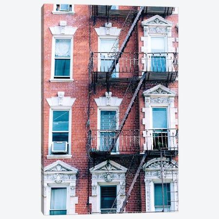 Vintage NYC II Canvas Print #AHD181} by Ann Hudec Canvas Print