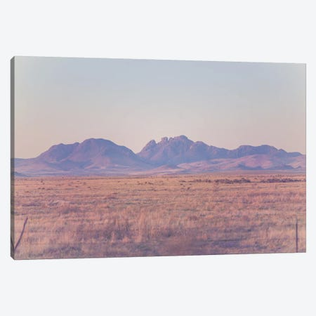 West Texas Sunset Canvas Print #AHD187} by Ann Hudec Canvas Art