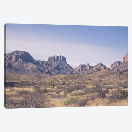 West Texas Vista Canvas Print #AHD188} by Ann Hudec Canvas Print