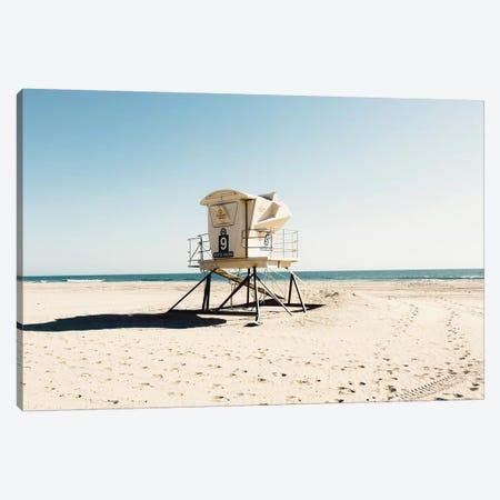 California Summer 3-Piece Canvas #AHD18} by Ann Hudec Canvas Print