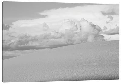 White Sands New Mexico Canvas Art Print