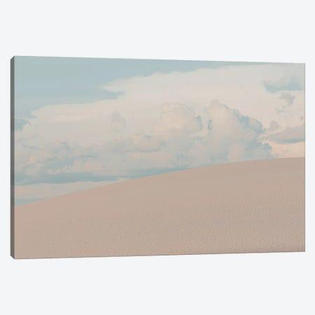 White Sands New Mexico Ii Canvas Print #AHD203} by Ann Hudec Canvas Artwork