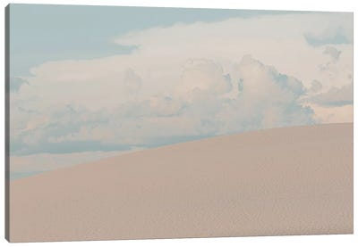 White Sands New Mexico Ii Canvas Art Print