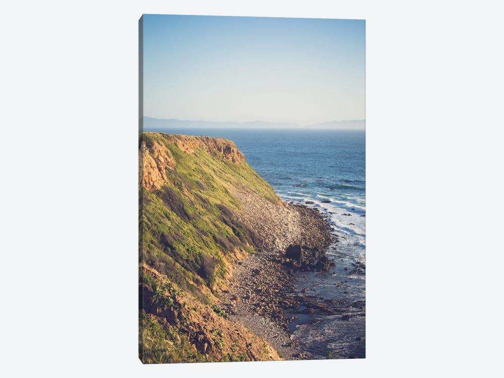 Palos Verdes California Coast by Ann Hudec 1-piece Canvas Art Print
