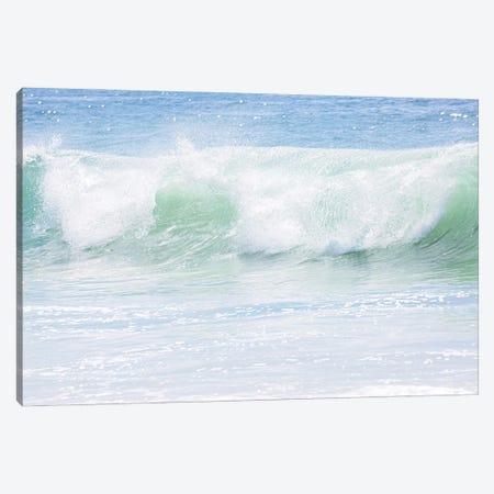 Crash x Ocean Art Laguna Beach California Canvas Print #AHD209} by Ann Hudec Canvas Artwork