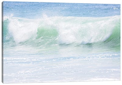 Crash x Ocean Art Laguna Beach California Canvas Art Print