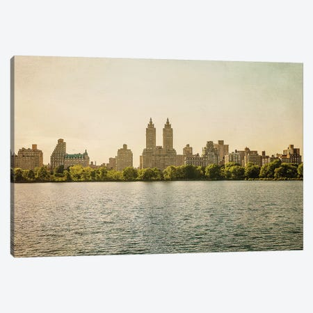Central Park Afternoon Canvas Print #AHD20} by Ann Hudec Canvas Artwork