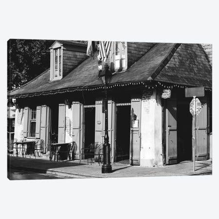 Lafitte's Bar New Orleans Canvas Print #AHD215} by Ann Hudec Canvas Art