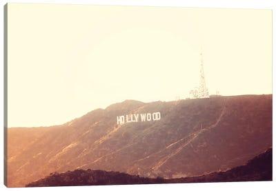 Hollywood Gold No. 2 Canvas Art Print