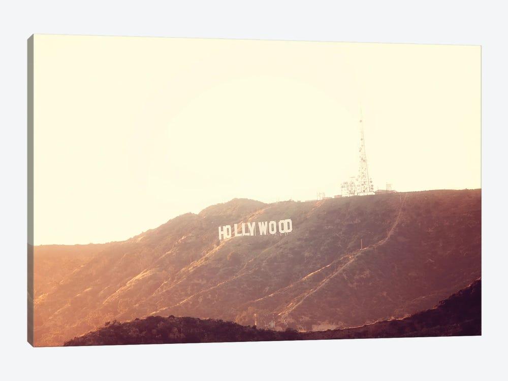 Hollywood Gold No. 2 by Ann Hudec 1-piece Canvas Art Print