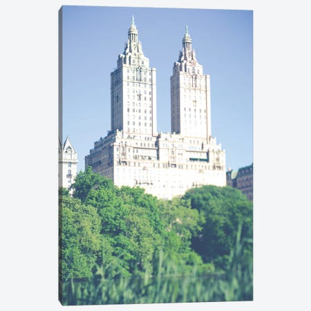 Central Park View Canvas Print #AHD21} by Ann Hudec Canvas Wall Art