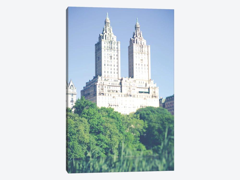 Central Park View by Ann Hudec 1-piece Canvas Art Print