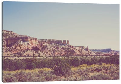 Colors Of New Mexico Canvas Art Print