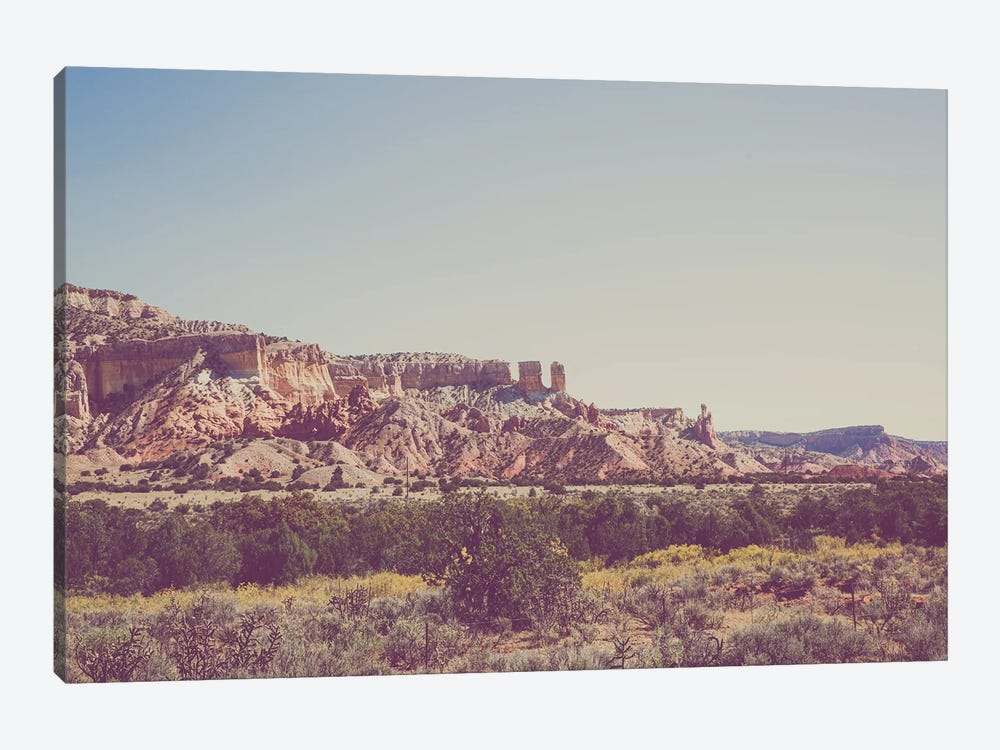 Colors Of New Mexico by Ann Hudec 1-piece Canvas Print