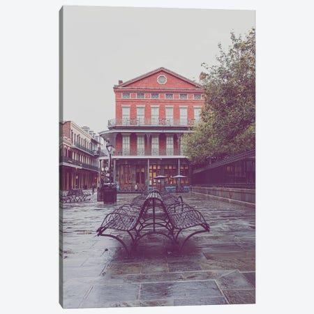 Early Morning Light French Quarter New Orleans Canvas Print #AHD253} by Ann Hudec Canvas Art Print