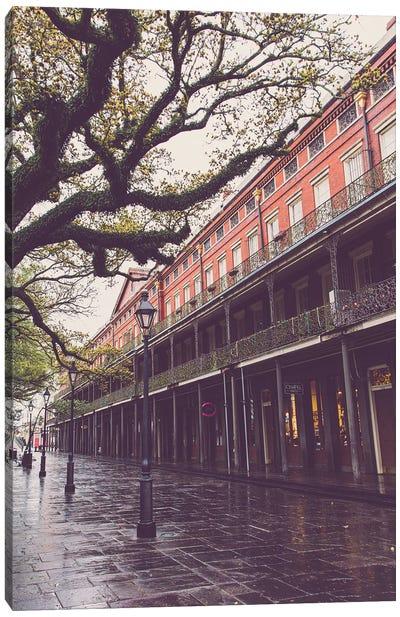 Jackson Square New Orleans Louisiana Canvas Art Print