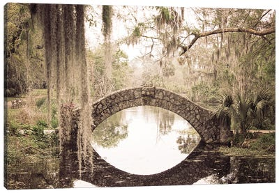 New Orleans City Park III Canvas Art Print