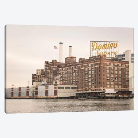 Domino Sugars Baltimore Canvas Print #AHD47} by Ann Hudec Canvas Print