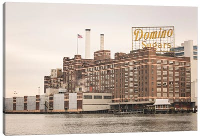 Domino Sugars Baltimore Canvas Art Print