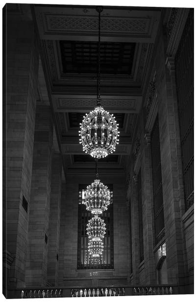 Grand Central Canvas Art Print