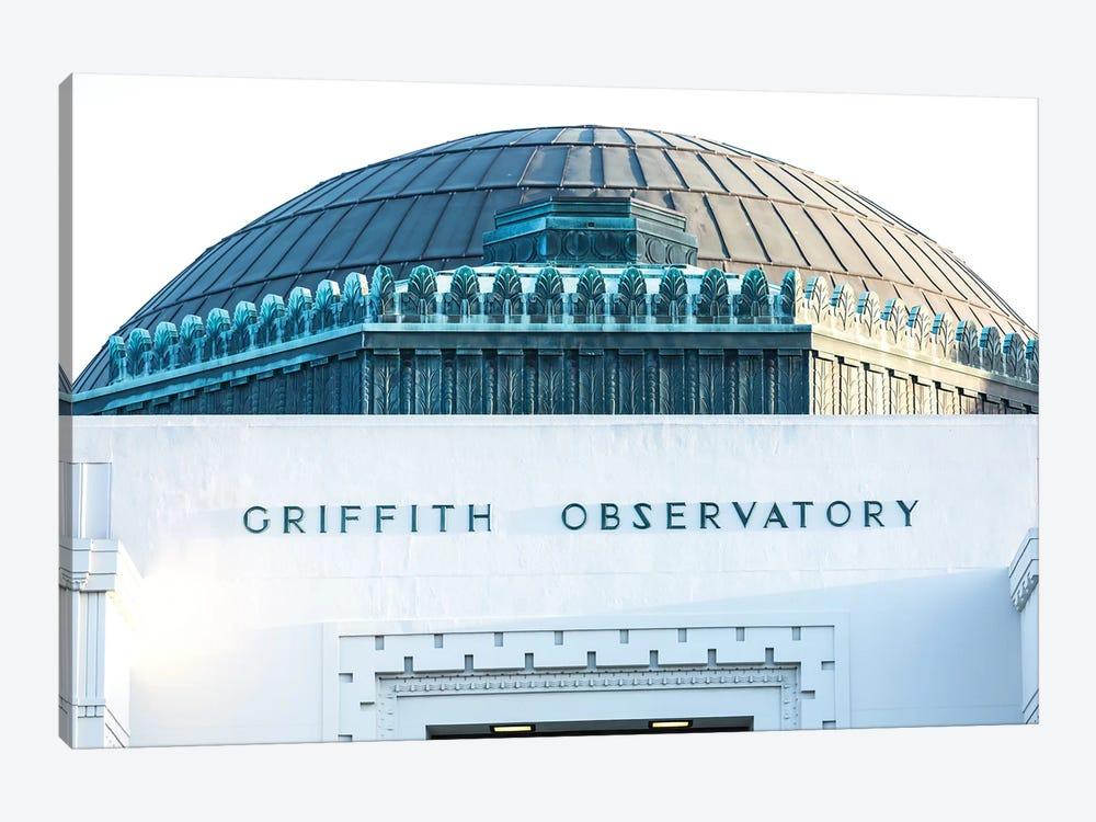 Griffith Observatory by Ann Hudec 1-piece Canvas Art