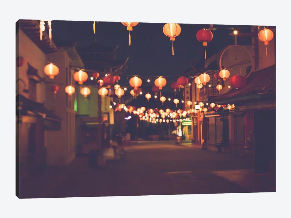 L.A. Chinatown by Ann Hudec 1-piece Art Print