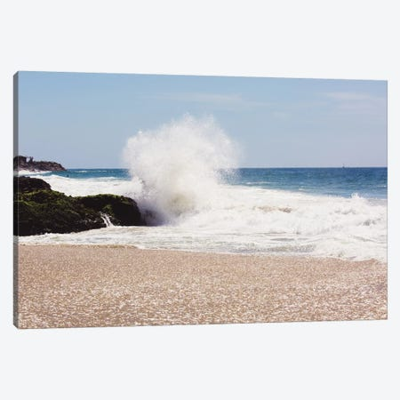 Laguna Beach Canvas Print #AHD73} by Ann Hudec Canvas Print