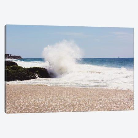Laguna Beach Canvas Print #AHD73} by Ann Hudec Canvas Print