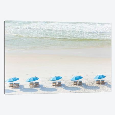 Beach Day Canvas Print #AHD7} by Ann Hudec Canvas Print