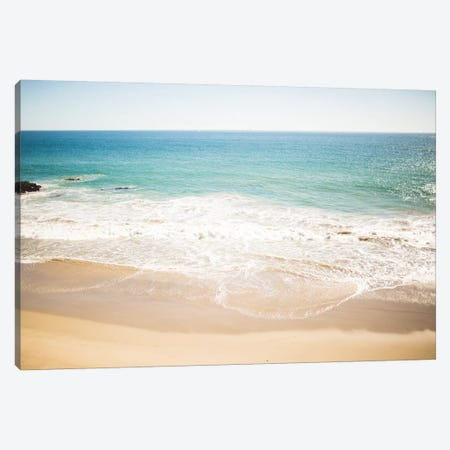 Malibu Canvas Print #AHD87} by Ann Hudec Canvas Print