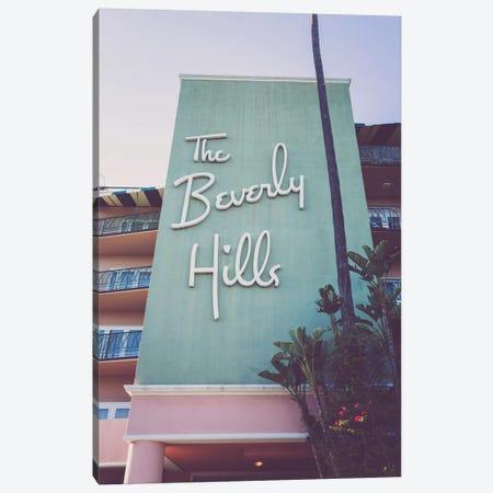 Beverly Hills Hotel I Canvas Print #AHD9} by Ann Hudec Canvas Artwork