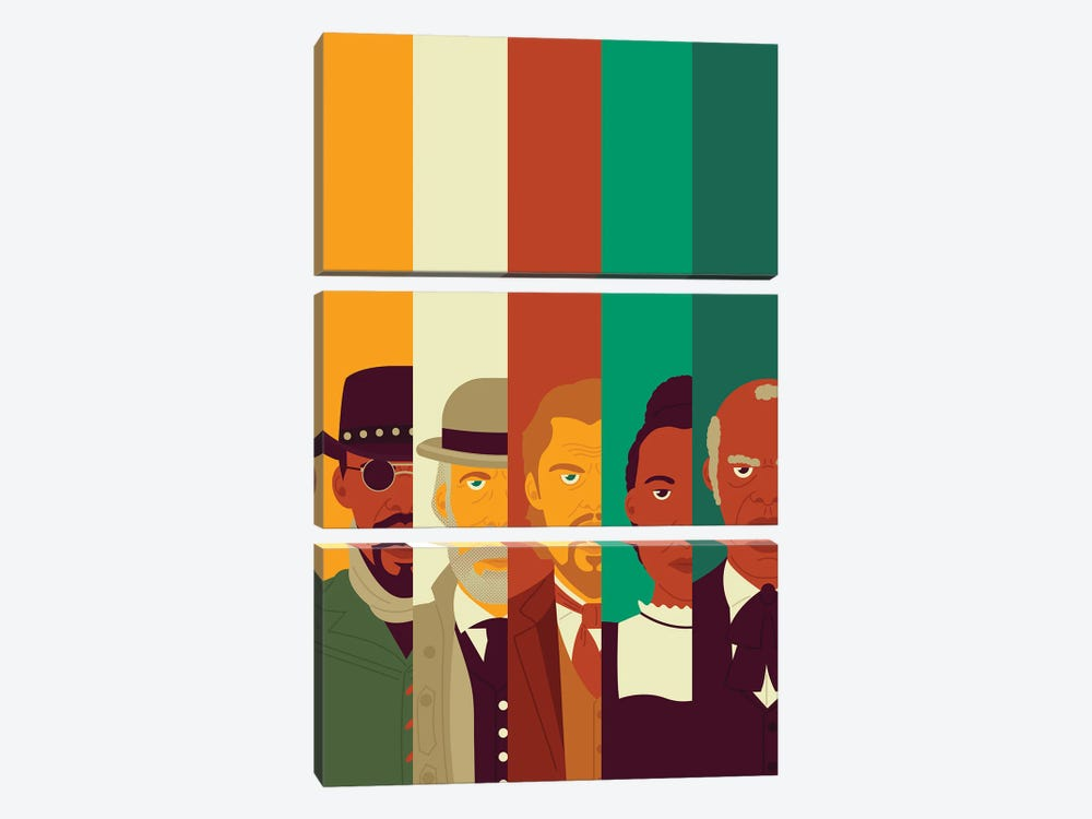 Unchained by Andrew Heath 3-piece Art Print