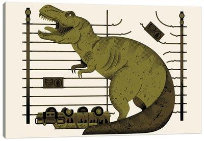 You've Got A T-Rex? Canvas Art Print