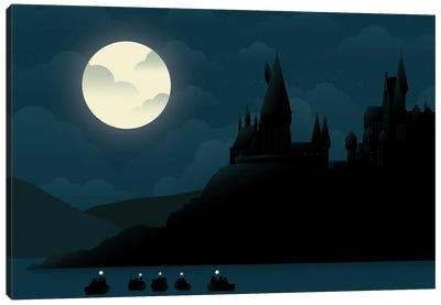 Witchcraft & Wizardry Canvas Art Print