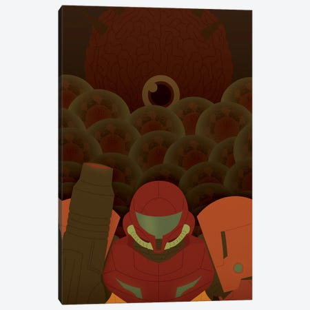 Bounty Hunter Canvas Print #AHH15} by Andrew Heath Canvas Art