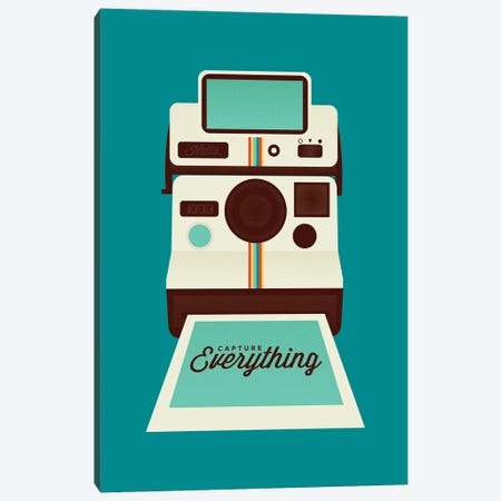 Capture Everything Canvas Print #AHH19} by Andrew Heath Canvas Print