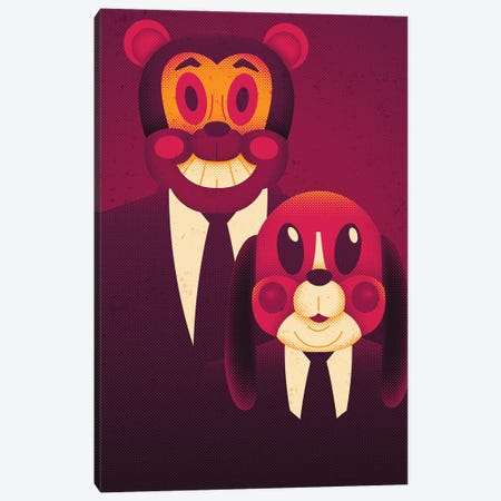 Hitmen Canvas Print #AHH45} by Andrew Heath Canvas Print