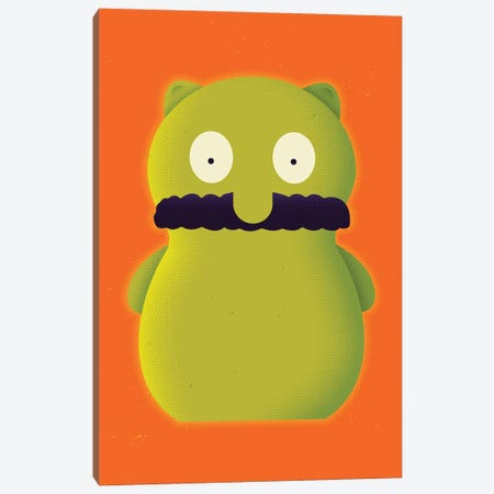 Kuchi Bobi Canvas Print #AHH54} by Andrew Heath Canvas Art