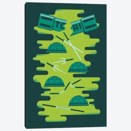 Mutation Canvas Print #AHH62} by Andrew Heath Canvas Art