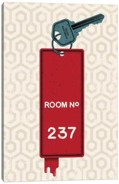 Room No. 237 Canvas Art Print
